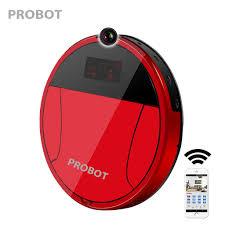 Máy hút bụi thông minh kiêm Camera IP Probot Pro 360 - Đẳng Cấp Digital