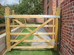 Wooden Field Gates Timber Field Gates Jacksons Fencing