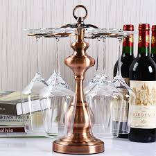 ornaments creative wine cup holder