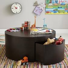 7 Modern And Cool Play Tables For Kids Play Table Kids Play Table Coffee Table With Storage