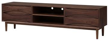Adele Media Unit in 2020 | Wood media unit, Furniture, Wood media console