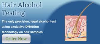 accu metrics hair alcohol testing