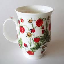 Dunoon Dining Suffolk Dovedale Strawberry Mug Jane Fern Poshmark