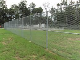 Chain Link Fence Birmingham Al Commercial Fencing