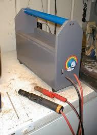 homebuilt arc welder dan s work