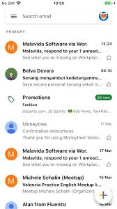 Gmail - Email by Google - Download for ...