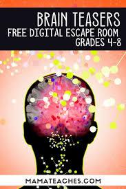 25 Free Digital Escape Rooms Free Mama Teaches
