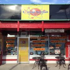 extreme nutrition juice bars