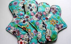 Fluffy vagina blankets: Reusable sanitary pads are a period ...