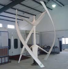4 kw vertical axis wind turbine