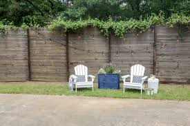 Think Outside The House Challenge Our Fence Makeover Bower Power Bloglovin