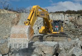 komatsu pc650lc excavator hd wallpaper