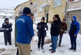 Konya Derebucak'taki depremde 10 bina hasar gördü - Son Dakika