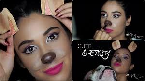cute easy makeup look