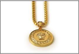medusa head necklace pendant hip hop
