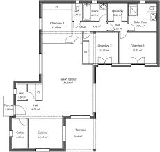maison contemporaine plain pied