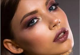 face look flawless with makeup