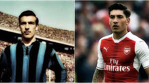 Is This Arsenal Star Hector Bellerin In An Inter Milan Shirt?