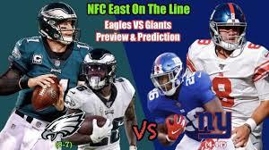 Eagles VS Giants Preview ...