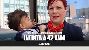 """Fertility Day, la storia di Carmen: """"Incinta a 42 anni dopo sette  tentativi"""" - YouTube"""