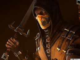 mortal kombat x the ninja from
