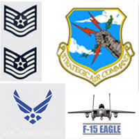 Us Air Force Decals Military Gifts And More At Priorservice Com