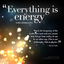 everything is energy newfilipina com shifting