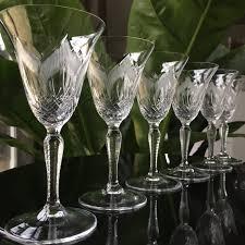 aperitif glas 13 4cm 6pcs pattern lotus