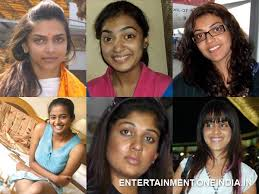 tamil star actresses without makeup