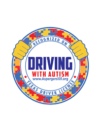 Driving With Autism Decal Aspergers101
