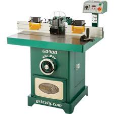 5 Hp Deluxe Spindle Shaper At Grizzly Com