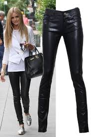 super skinny leather pants leather