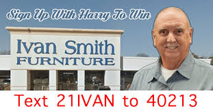 Harry says: Join Ivan's Mobile Rewards and WIN | Natchitoches Parish Journal