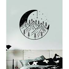 Best Mountain Decal Products On Wanelo