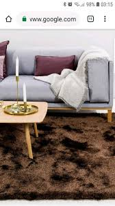 thick red dunelm rug dunelm gy