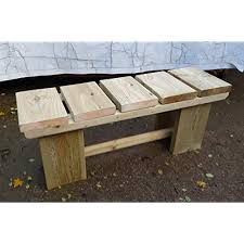rustic garden benches co uk