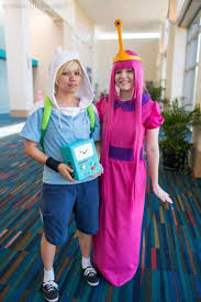 princess bubblegum and finn the human