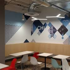 Wall Graphics Large Gallery Cushing