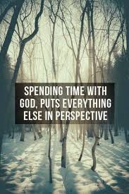 Spending time with God always puts everything in perspective. Life is not always easy but God is a rock… | Quotes about god, Christian quotes, Spiritual inspiration