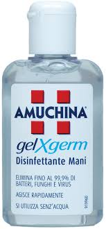 Amuchina Gel X-Germ | PMC