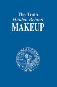 the truth hidden behind makeup