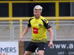 George Smith aiming to kick on at Harrogate Town after season out in the  cold | Harrogate Advertiser