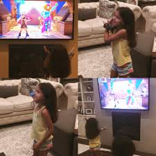 Pandya Twins - The just dance Apple TV app requires you to...