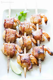 Bacon-Wrapped Shrimp Recipe ...