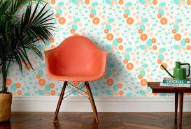 justina blakeney wallpaper lou style