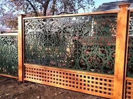 Acurio Tree Of Life Paneling Decorative Screen Panels Decorative Screens Fence Design