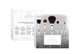 lucy co brush new packages the knack