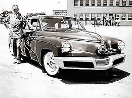 Preston Tucker and His Dream Car exhibit to open at Lincoln Park Historical  Museum | News | thenewsherald.com