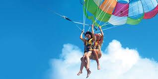 parasailing mauritius attractions