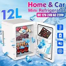 6l eletric car home refrigerator fridge